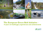 Titelseite: The European Green Belt Initiative