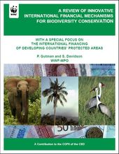 "Publikation ""A review of innovative international financial mechanisms for biodiversity conservation."""