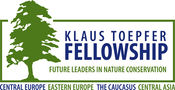 Logo of the Klaus-Toepfer-Fellowship-Programme